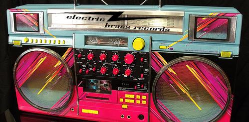 electric-radio